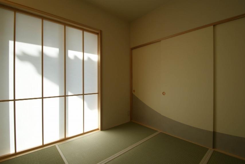 楠葉の家の部屋 和室