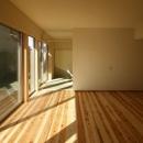 楠葉の家の写真 明るいリビング1