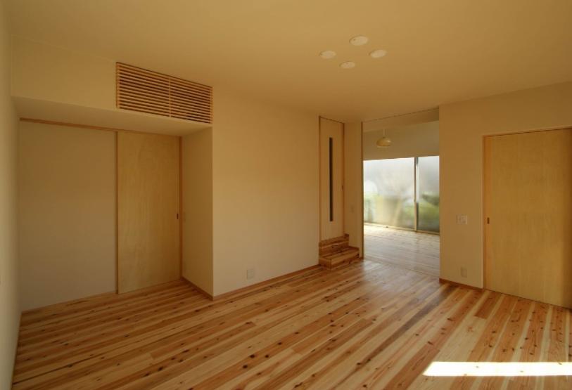 楠葉の家の部屋 明るいリビング2