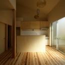 楠葉の家の写真 ダイニングキッチン1
