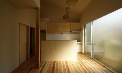 楠葉の家 (ダイニングキッチン1)
