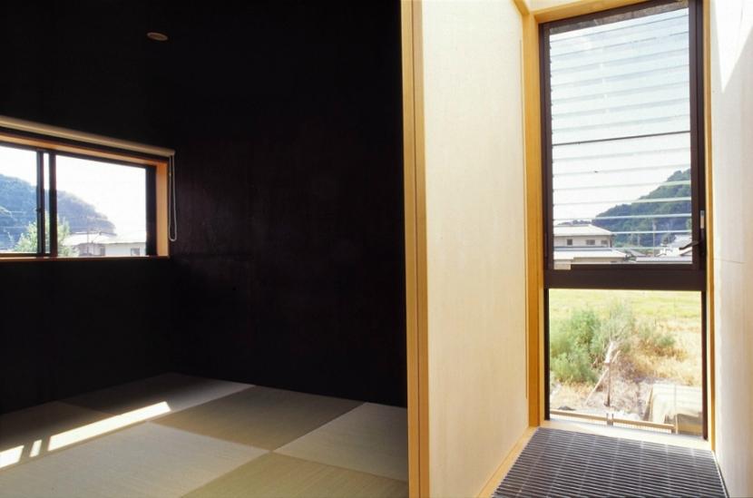 岡部宿の家 (和室)