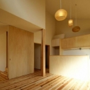 楠葉の家の写真 ダイニングキッチン2