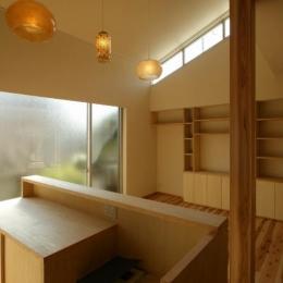 楠葉の家 (ダイニングキッチン3)