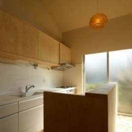 楠葉の家 (キッチン)
