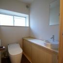 楠葉の家の写真 トイレ