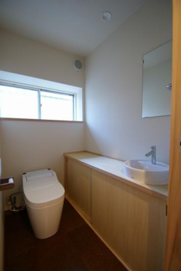 楠葉の家の部屋 トイレ