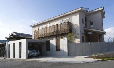 外観1 MA.house