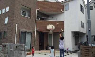 子どもが思いっきり遊べる楽しい家