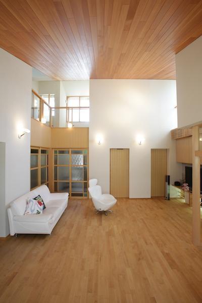 SG.house (リビング)
