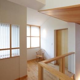 SG.house (2階階段ホール-2)