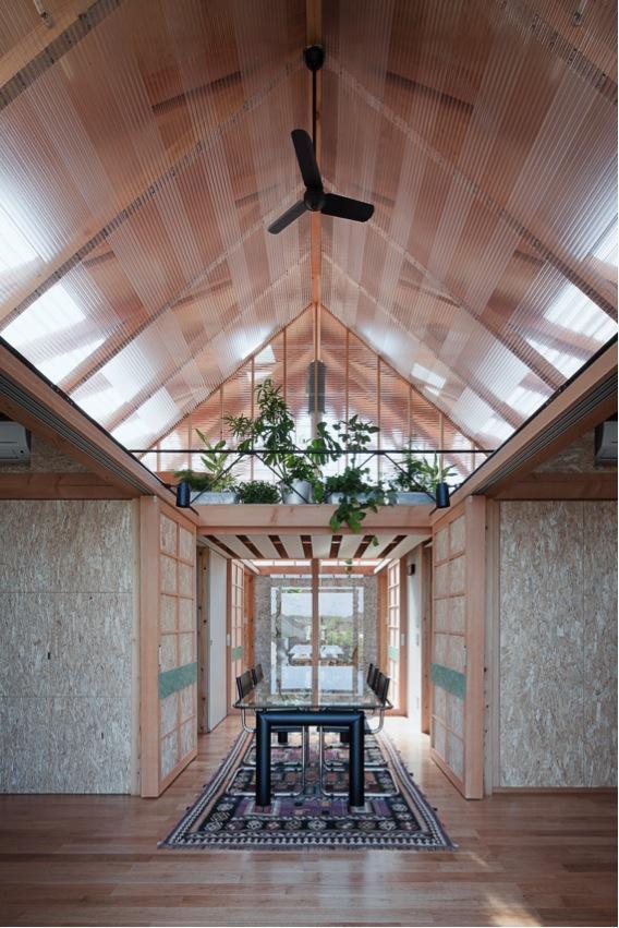 建築家:葛川かおる「『外・〈外〉・《外》』家の中に家がある!」