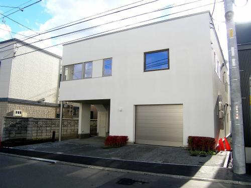 建築家:山下一寛「house @ fg」