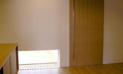 house @ fg (玄関-廊下入口closed)