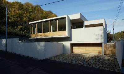 円山西町の家