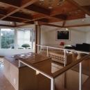 石神井の住宅 古稀庵の写真 リビングルーム