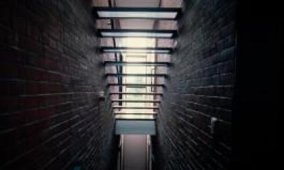 函館M邸 (階段)