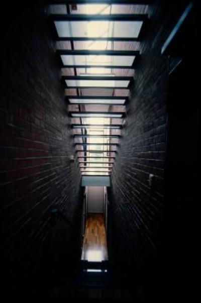 階段 (函館M邸)