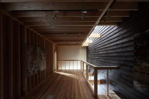 新琴似K邸―庇のある家―の部屋 廊下