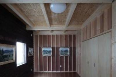 2階個室 (新琴似K邸―庇のある家―)