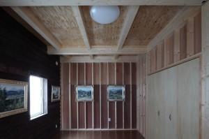 新琴似K邸―庇のある家―の部屋 2階個室