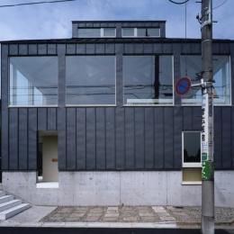 石神井の住宅 古稀庵