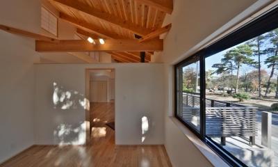 趣味室|大羽根園の家