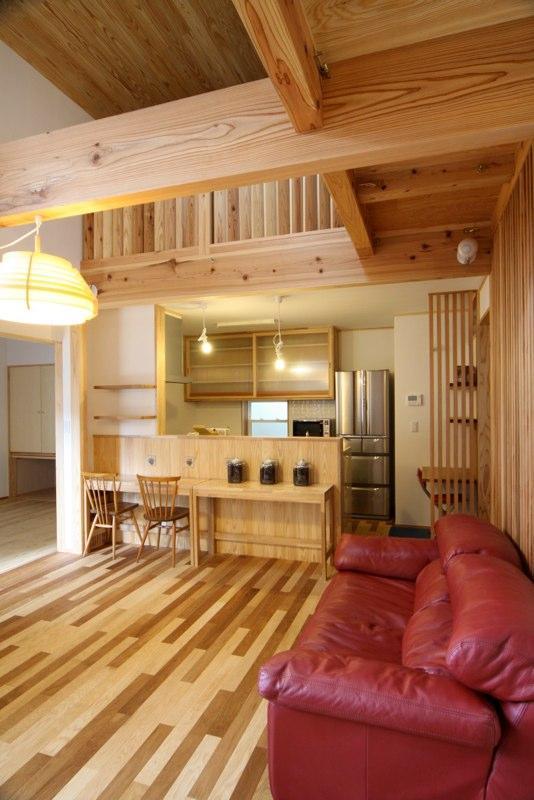 建築家:今井ヒロカズ「東通仲町の家」