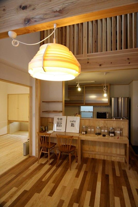 カウンターキッチン (東通仲町の家)