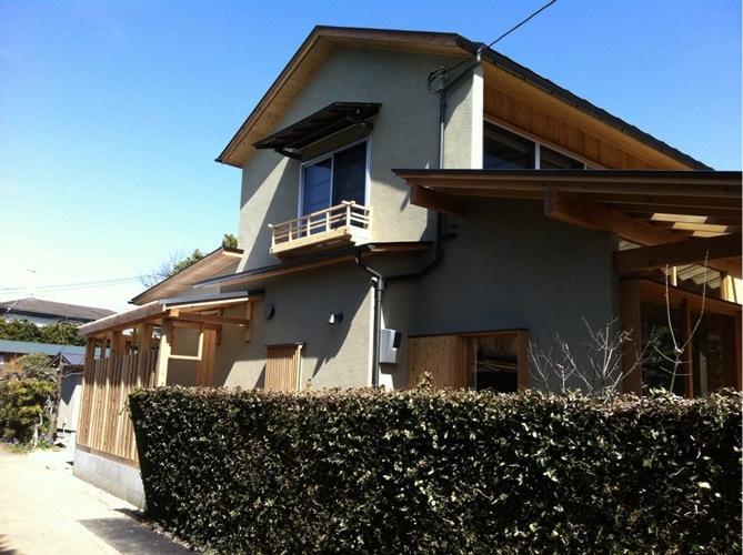 寒川の家の写真 外観