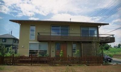 竜ヶ崎の家 (外観1)