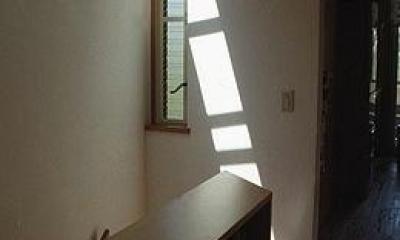 竜ヶ崎の家 (階段ホール2)