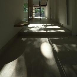 玄関(撮影:Adachi Osamu)
