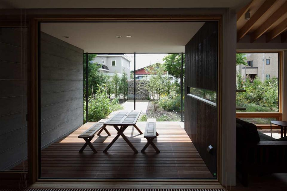 建築家:遠藤謙一良「真駒内土間のある家」