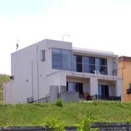 鶴岡N邸 (外観)