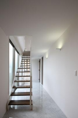 鶴岡N邸 (階段)