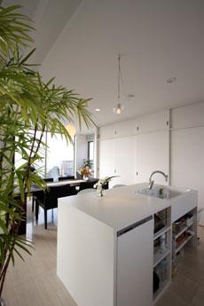 鶴岡N邸の写真 キッチン1