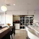 鶴岡N邸の写真 キッチン2