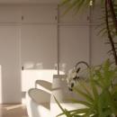 鶴岡N邸の写真 キッチンカウンター