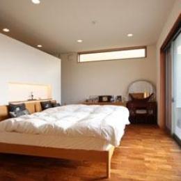 鶴岡N邸 (1階ベッドルーム)