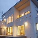 横山侑司の住宅事例「山形M邸」