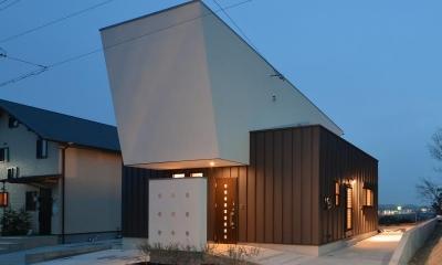 外観|川合の家