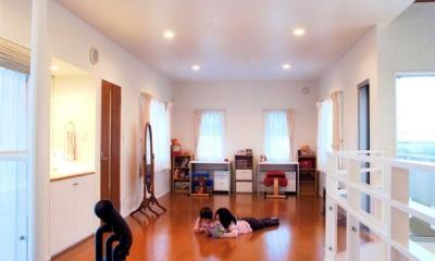 山形M邸 (子供部屋)