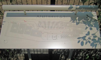Apartment-Fu・路地状敷地の長屋建て集合住宅 (集合住宅-マップ)