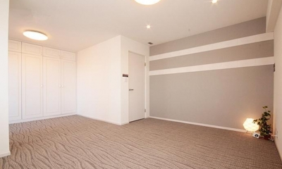 北区 優雅な空気が包み込む、気品漂う居心地の良い寛ぎ空間 (洋室1)