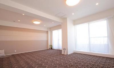 北区 優雅な空気が包み込む、気品漂う居心地の良い寛ぎ空間 (洋室2)