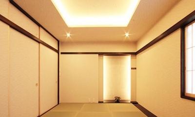 北区 優雅な空気が包み込む、気品漂う居心地の良い寛ぎ空間 (和室)