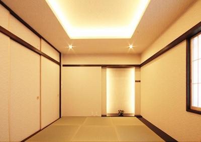 和室 (北区 優雅な空気が包み込む、気品漂う居心地の良い寛ぎ空間)