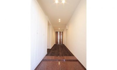 北区 優雅な空気が包み込む、気品漂う居心地の良い寛ぎ空間 (玄関)