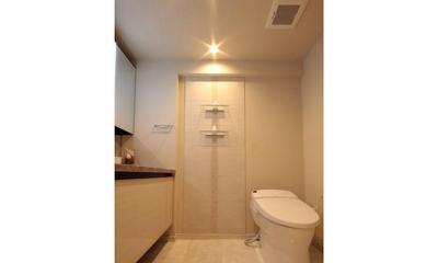 北区 優雅な空気が包み込む、気品漂う居心地の良い寛ぎ空間 (トイレ)